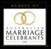 Member of Australian Marriage Celebrants Inc.